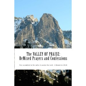 Valley of Praise: ReMixed Prayers and Confessions based on the works of Augustine, Luther and Calvin